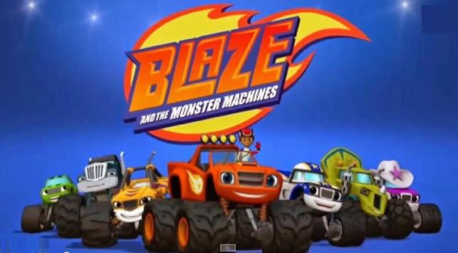 Presenta il mondo dei doppiatori zona for Immagini di blaze