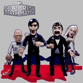 Celebrity Deathmatch (a Titles & Air Dates Guide)