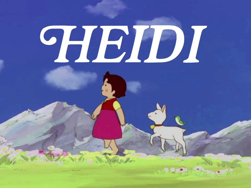 Ai vostri figli leggete heidi ma scordatevi il cartone animato