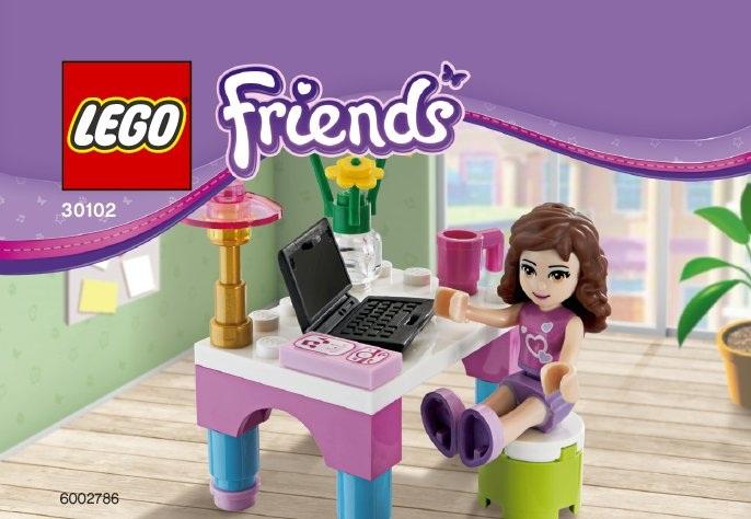 lego friends olivia and jacob