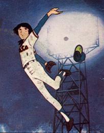 Pat la ragazza del baseball