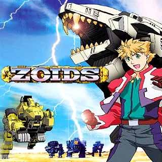 Locandina Zoids streaming