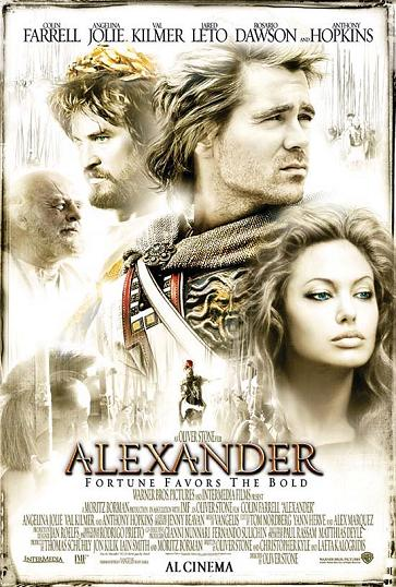 Alexander film in streaming