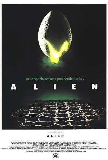 "AntonioGenna.net presenta: IL MONDO DEI DOPPIATORI - ZONA CINEMA: ""Alien"""