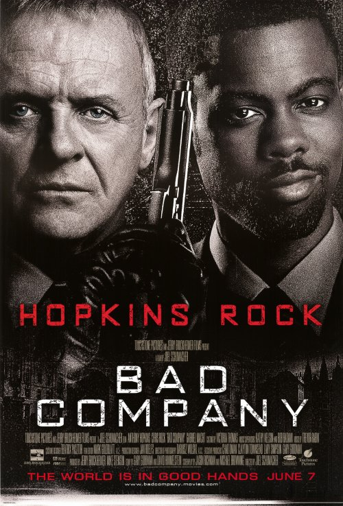 Film Bad Company – Protocollo Praga