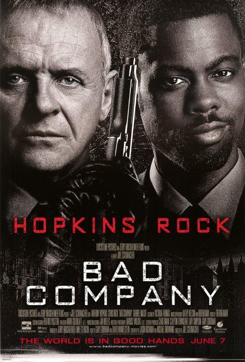 Film Bad Company – Protocollo Praga