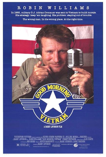 Good Morning Vietnam Nixon Testicles : Antoniogenna presenta il mondo dei doppiatori zona