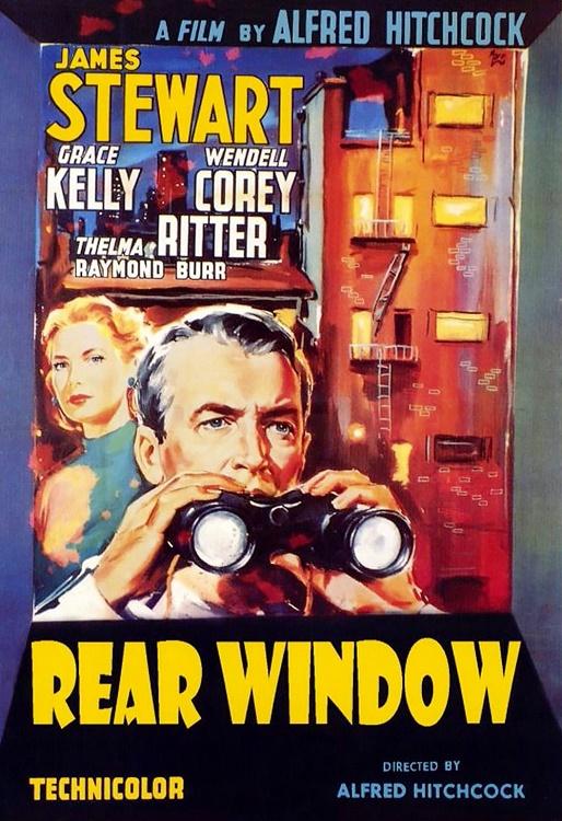 Presenta il mondo dei doppiatori zona cinema la finestra sul cortile 1954 - La finestra sul cortile film completo ...