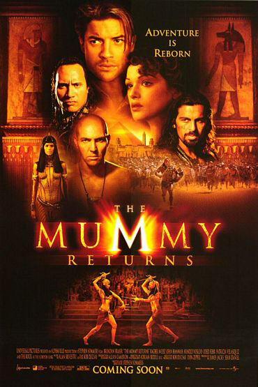 La mummia 2 Il ritorno
