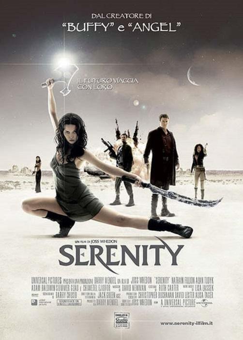 Миссия «Серенити»/Serenity (2005/BDRip/2,18 ГБ)