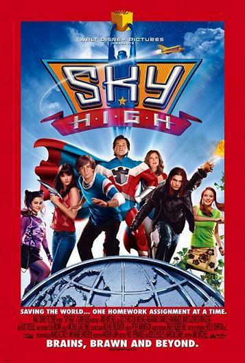 Sky High Scuola Di Superpoteri