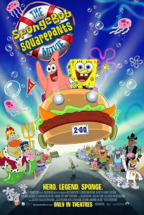 Spongebob Filme