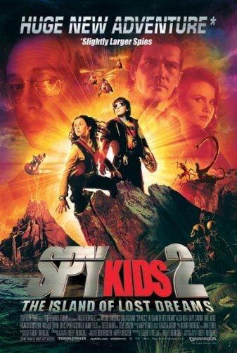 Spy Kids 2: l'isola dei sogni perduti