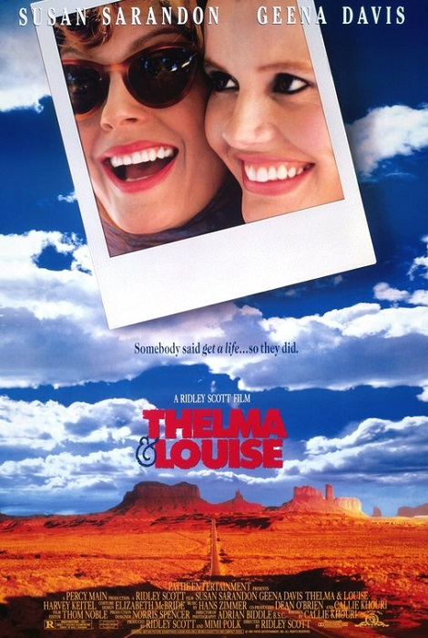 an analysis of the movie thelma and louise by callie khouri Thelma and louise: movie script [callie khouri] on amazoncom free shipping on qualifying offers for the script, callie khouri won an academy award for best screenplay written directly for the screen in 1992.