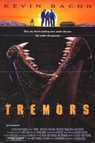 Tremors dans Films fantastiques : Tremors tremors