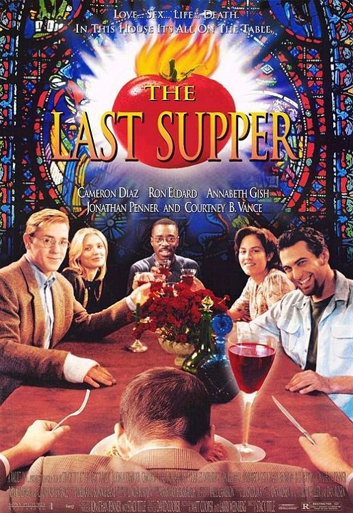 an analysis of the movie the last supper by dan rosen Comedy, crime, drama 1996 year 92 mins 68 imdb cameron diaz, ron eldard, annabeth gish a group of idealistic, but frustrated, liberals succumb to the temptation of murdering rightwing pundits for their political beliefs.