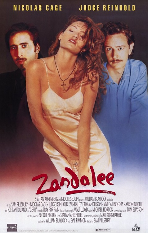 Zandalee affiche