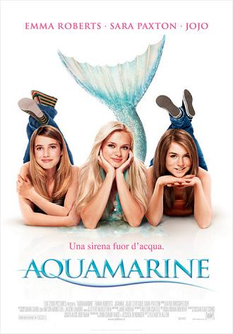 Locandina Aquamarine streaming film
