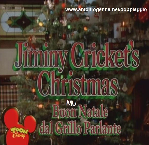 Buon Natale Originale.Antoniogenna Net Presenta Il Mondo Dei Doppiatori Zona Cinema