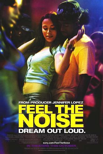 Locandina Feel the noise – A tutto volume