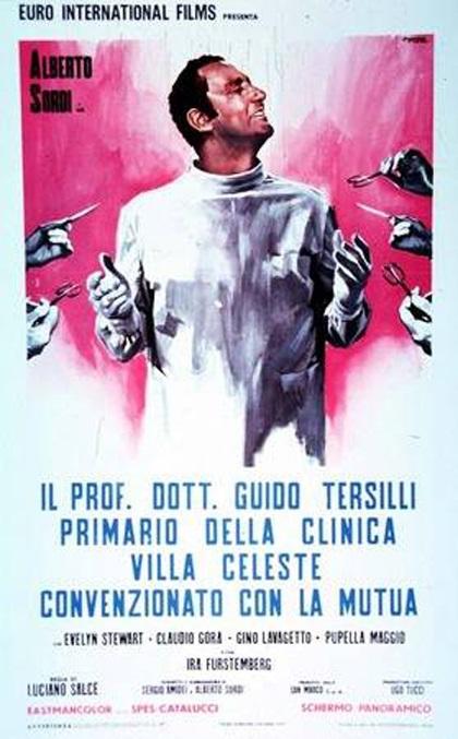 Prof Dott Guido Tersilli Primario Della Clinica Villa Celeste Interpreti
