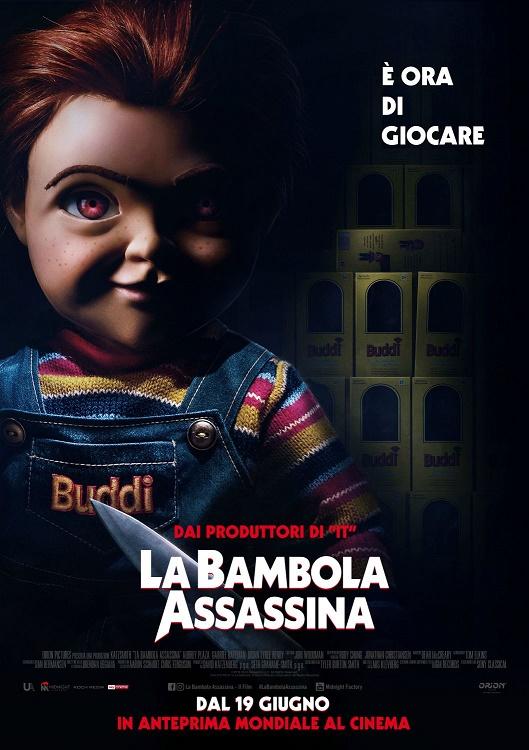doppiaggio bambola assassina