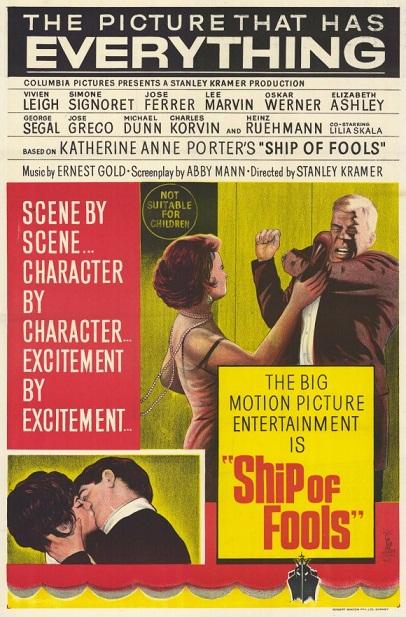 Risultati immagini per la nave dei folli film