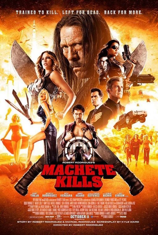 Film Machete (2011) Streaming, Machete streaming ita