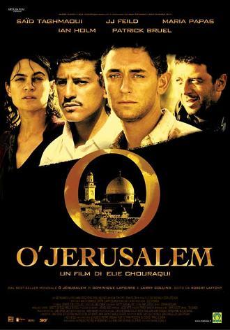 Stephen Endelman O Jerusalem