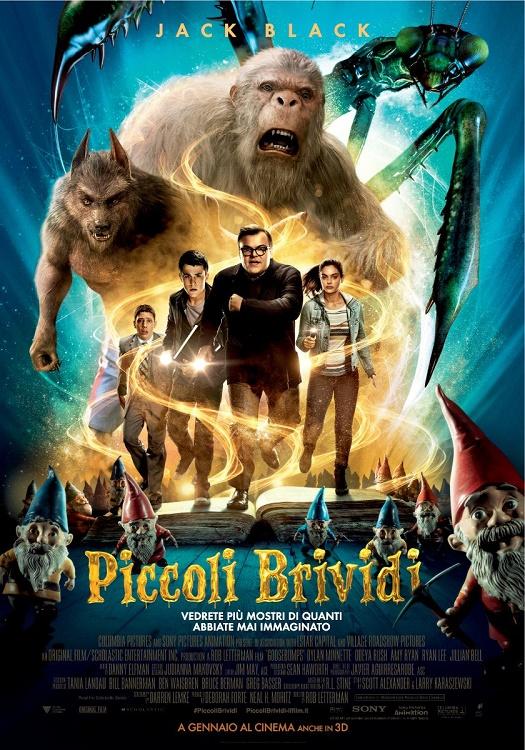 Manifesto italiano del film