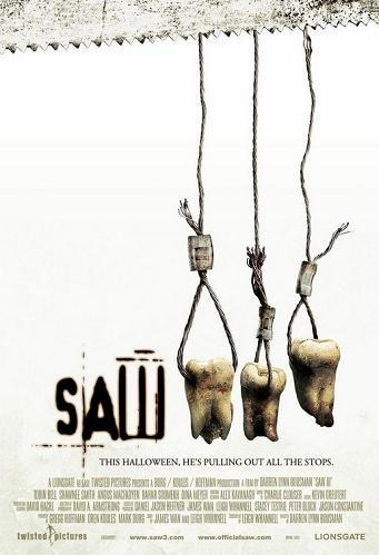 Tutta la saga Saw Saw3