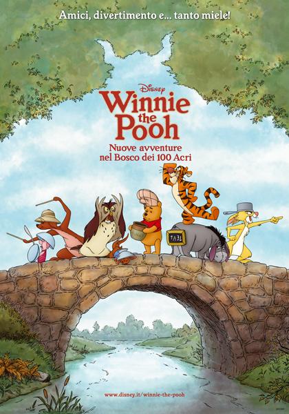 Italiano: &;winnie the pooh - nuove avventure nel bosco dei 100 acri