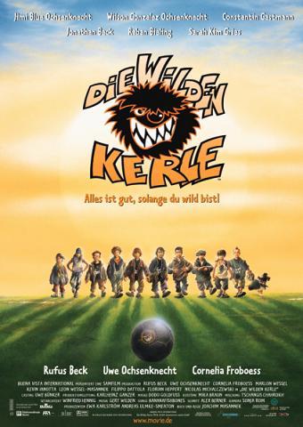 La Tribu' Del Pallone 1 – Sfida Agli Invincibili (2003)