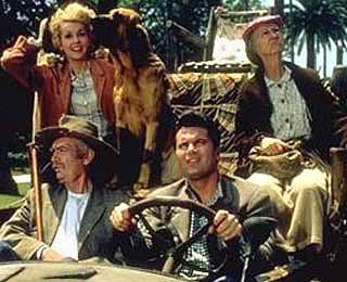 Presenta IL MONDO DEI DOPPIATORI ZONA TELEFILM The Beverly Hillbillies