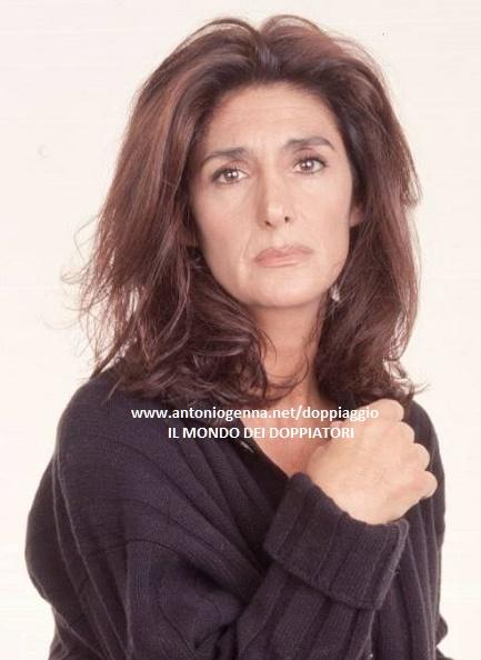IL MONDO DEI DOPPIATORI - La pagina di ANNA MARCHESINI