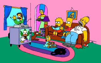 Simpsoniana Foto Di Famiglia Dei Simpson
