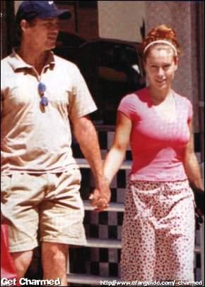 brian krause and alyssa milano relationship